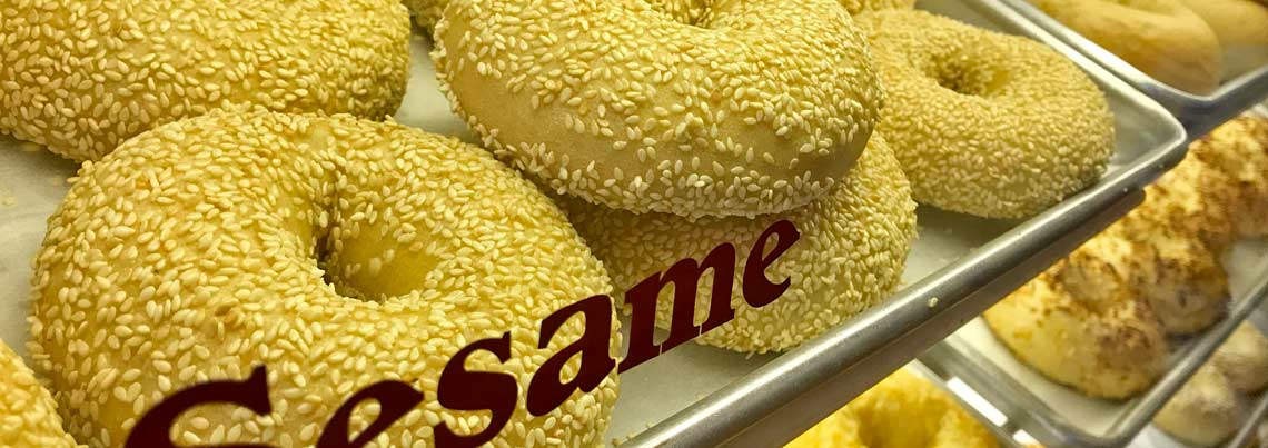 Bagels and Baked Goods from Main Street Bagels